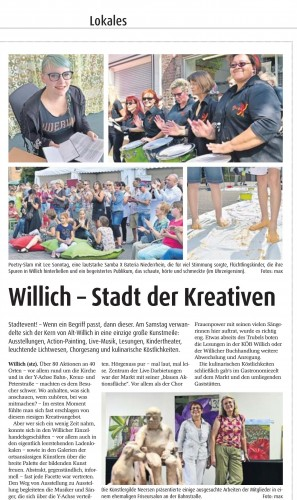 Willicher Nachrichten 2.9.15